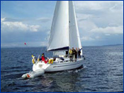Skippered Charters with Crystal Yacht Charter